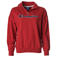 Champion Half Zip Sweatshirt W