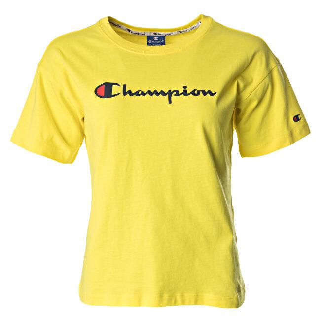 Champion American Logo Crewneck T-Shirt W