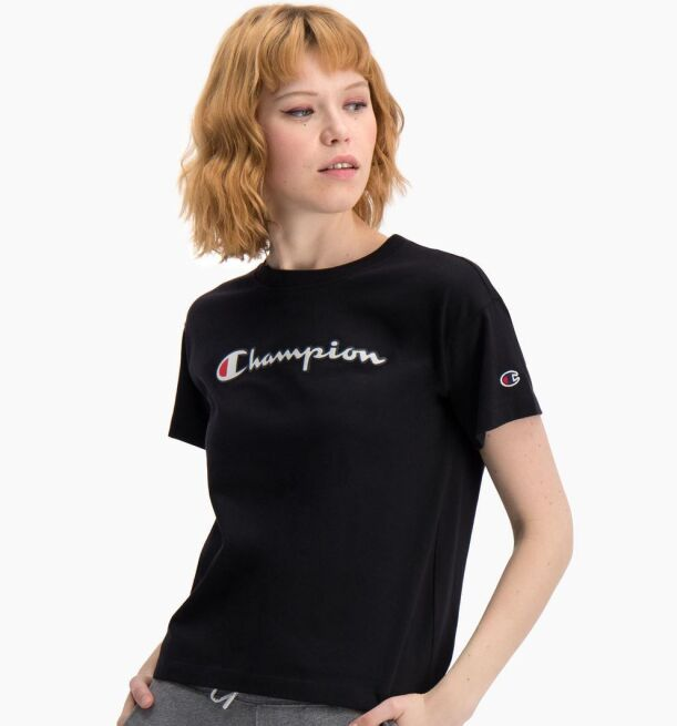 Champion Crewneck T-shirt W