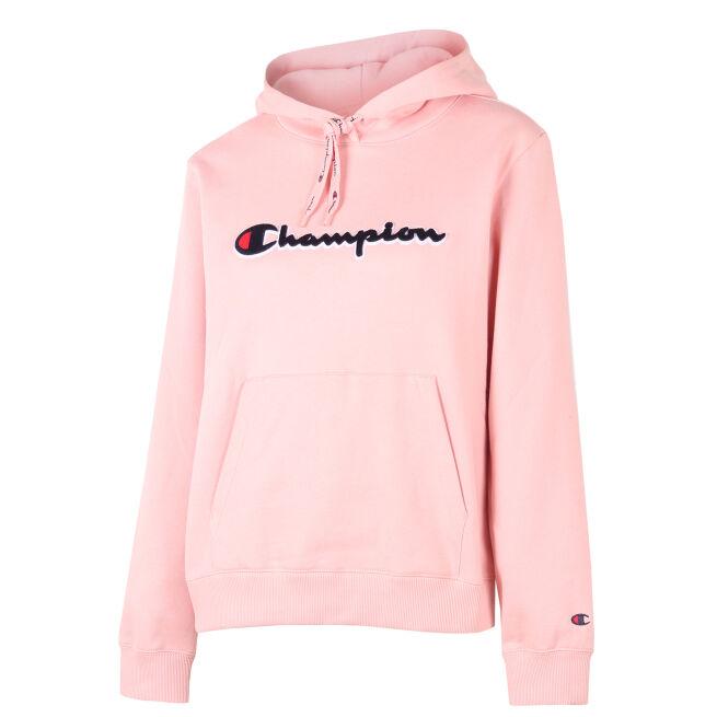 Champion Logo Hooded Sweatshirt W