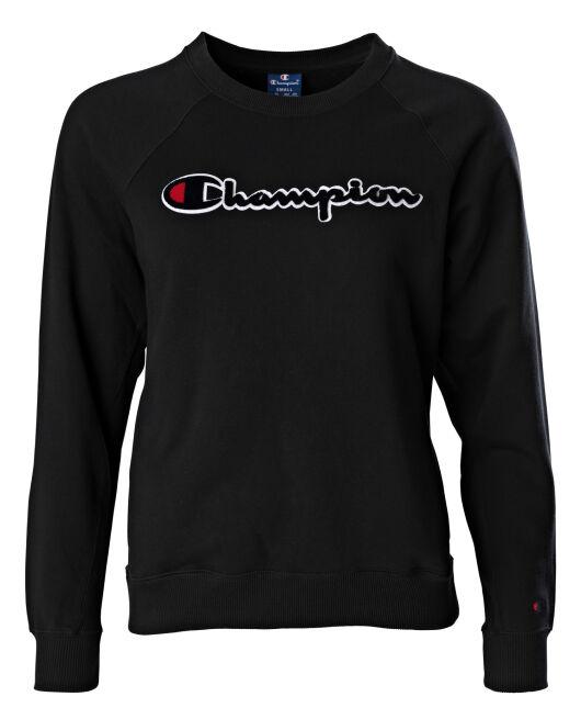 Champion Logo Crewneck Sweatshirt W