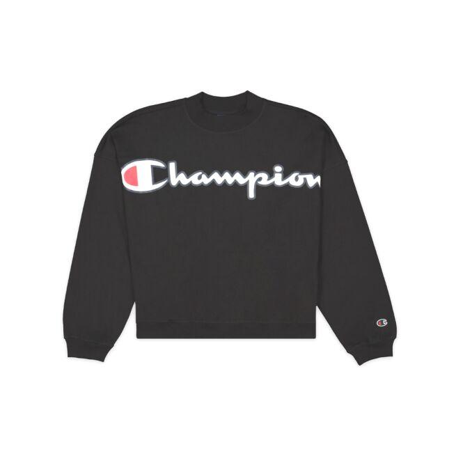 Champion High Neck T-Shirt W