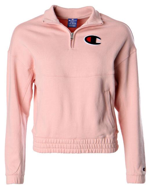 Champion Half Zip-Up Sweatshirt W