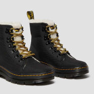 Dr.Martens Combs Fur Lined Boots W