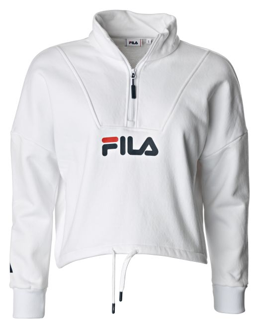 Fila Silvia Half-Zip Sweat W