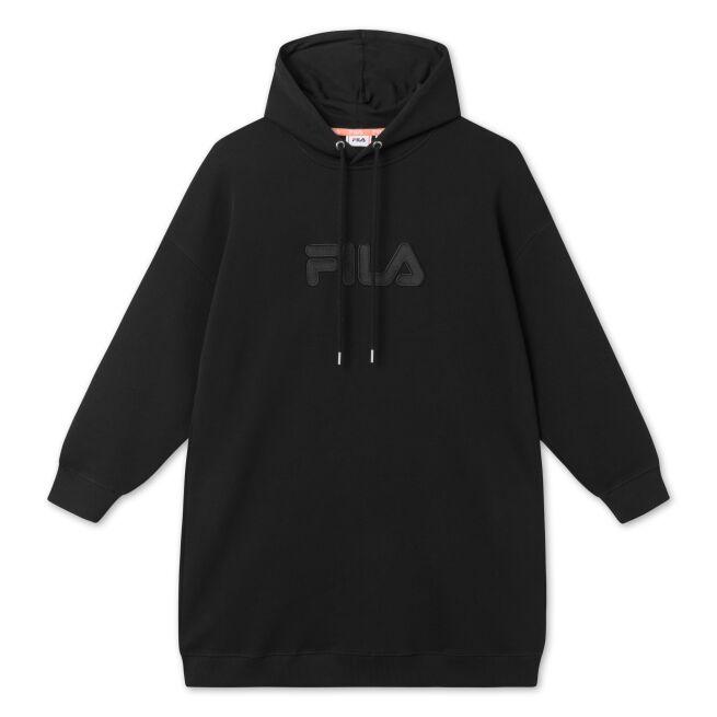 Fila Teofila Oversized Hoody Dress W