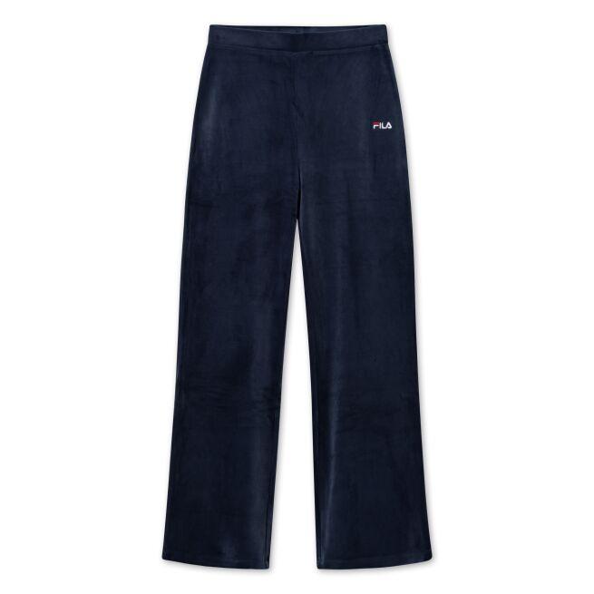 Fila Bian Cropped Velvet Pant W