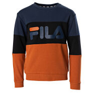 Fila Willy Blocked Crew Youth