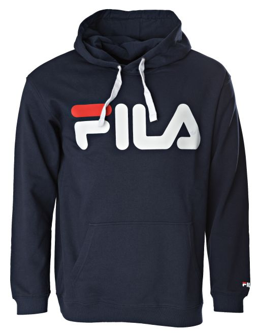 Fila Classic Logo Hooded Sweat