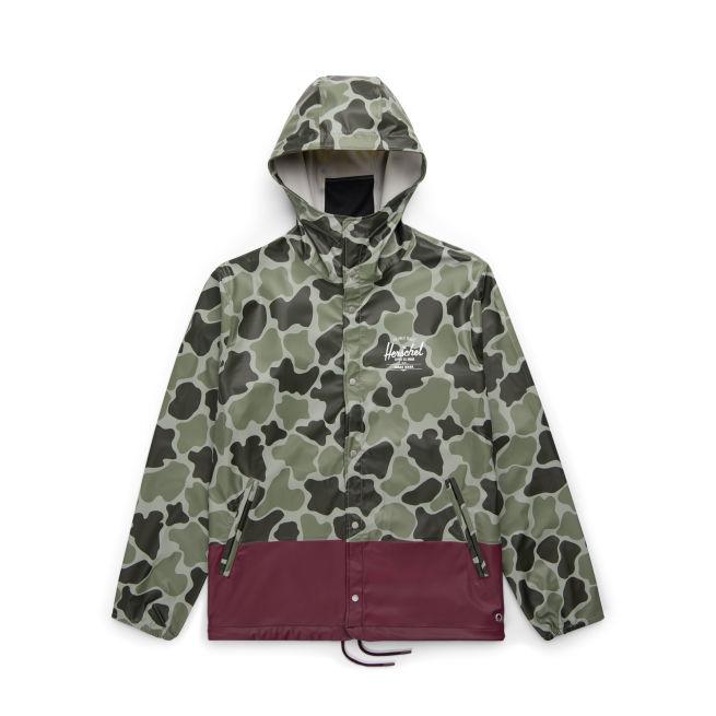 Herschel Forecast Hooded Jacket