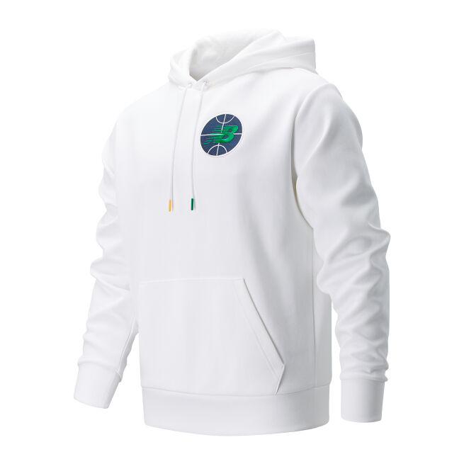 New Balance Colorized Court Hoodie