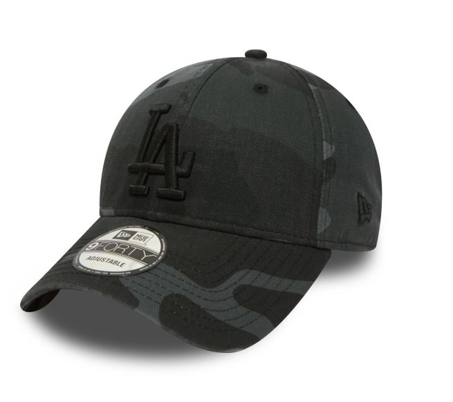 New Era Washed Camo 940 LA Dodgers