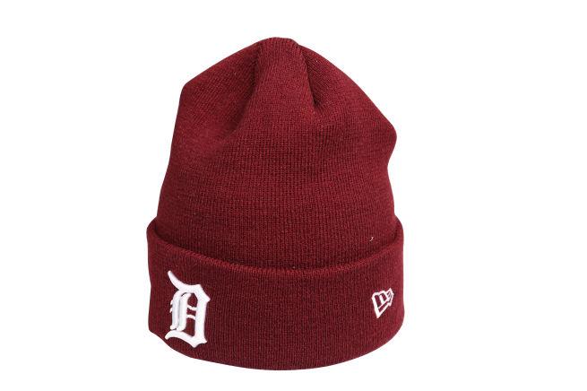 New Era Essential Cuff Knit Detroit Tigers