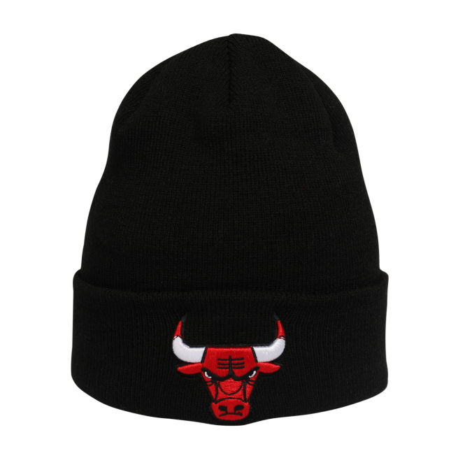 New Era Essential Cuff Knit Chicago Bulls