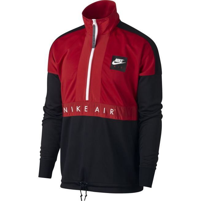 Nike NSW Top Air  LS HZ Pk