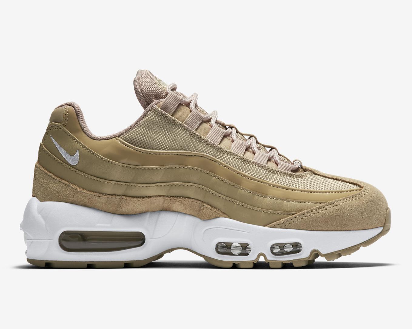 quality design fa45d 23fe5 Jos nostalginen ysärityyli on sinulle liikaa, valitse Nike Air Max 95 tai  97 -kengät minimalistisen yksivärisinä.