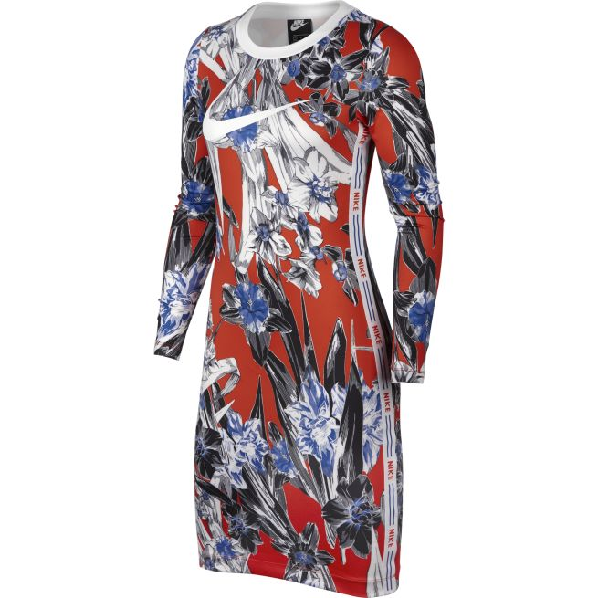 Nike Long Sleeve Dress W