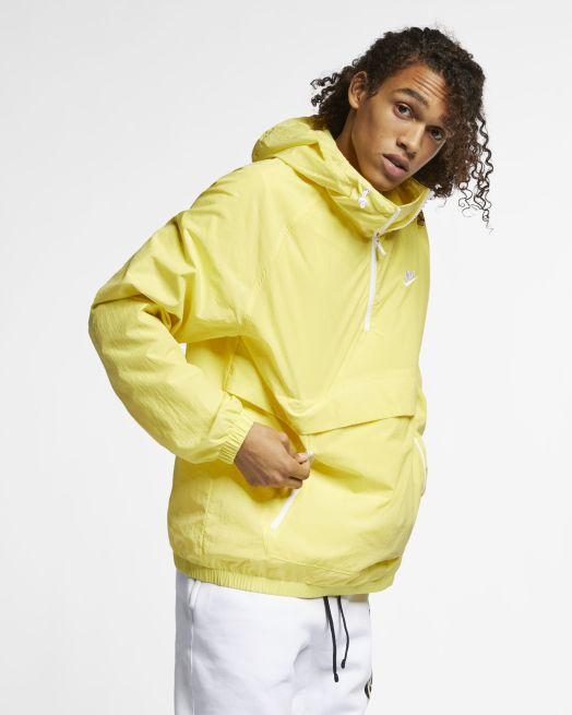 Nike Hooded Woven Anorak