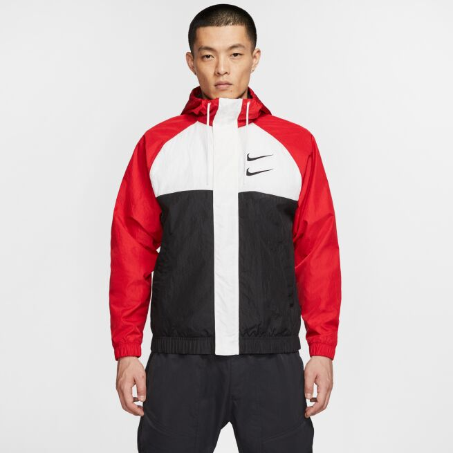 Nike Swoosh Hooded Jacket
