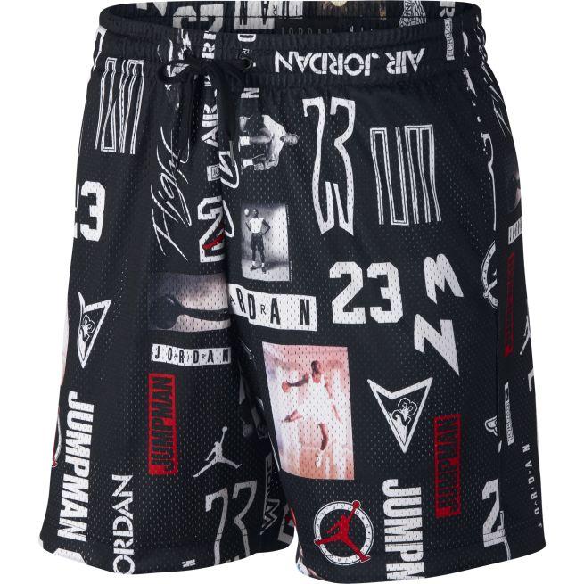 Jordan Jumpman GFX Mesh Shorts