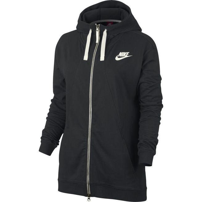 Nike NSW Gym Classic Hoodie FZ W