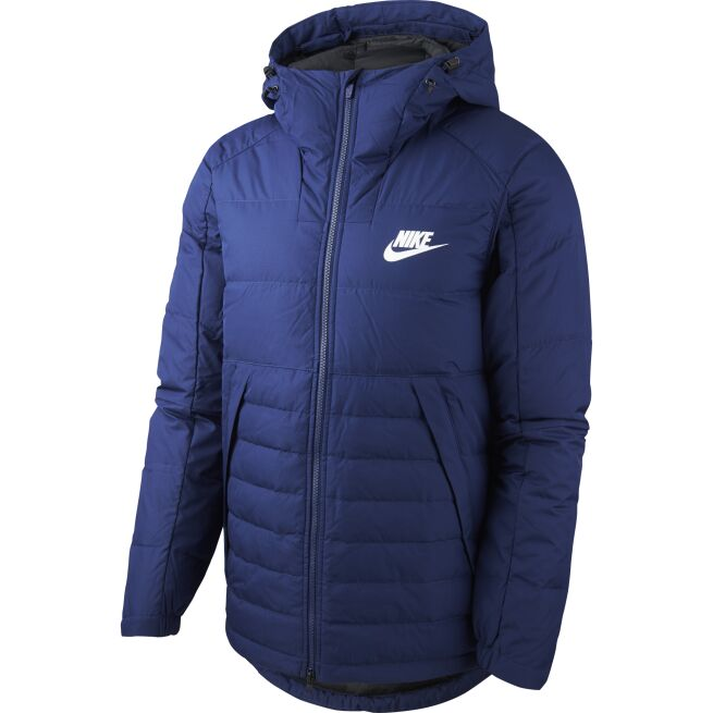 Nike Hooded Down Fill Jacket