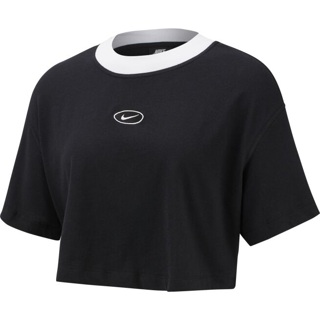 Nike Swoosh Short-Sleeve Top W