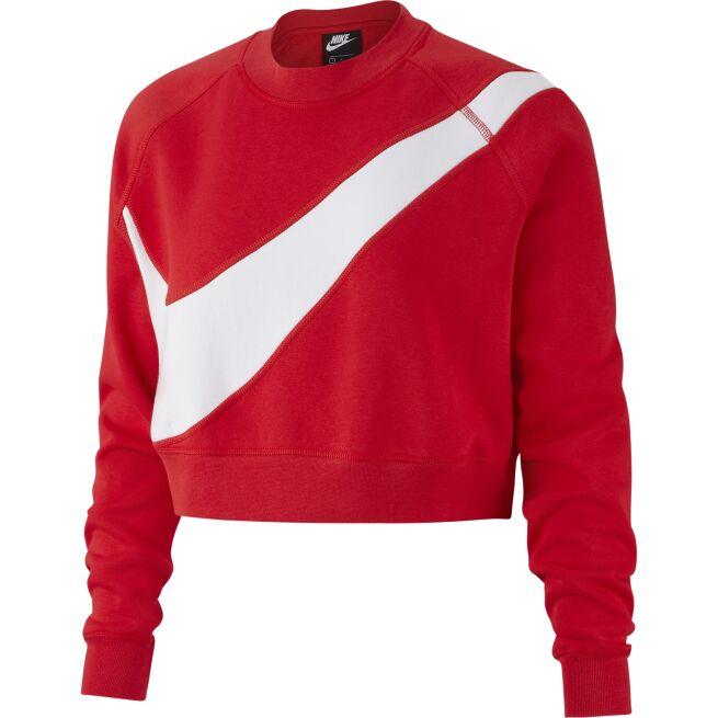 Nike Swoosh Fleece Crew W