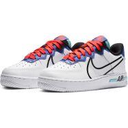 Nike Air Force 1 React GS