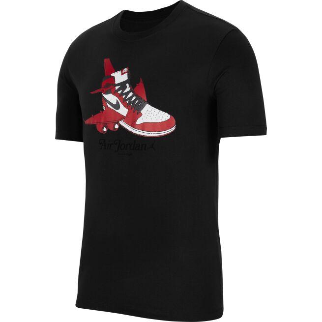 Nike Jordan Brand Graphic SS Crew