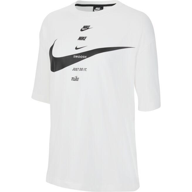 Nike Swoosh Top SS W