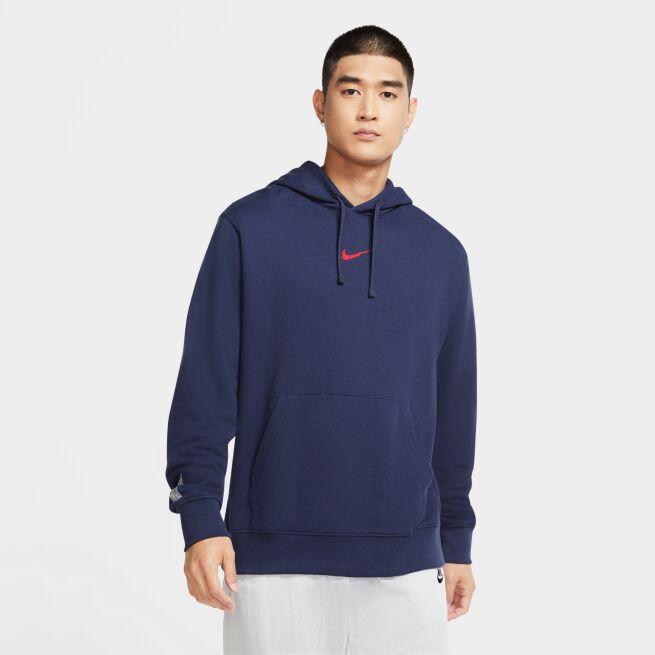 Nike Pullover Print Hoodie