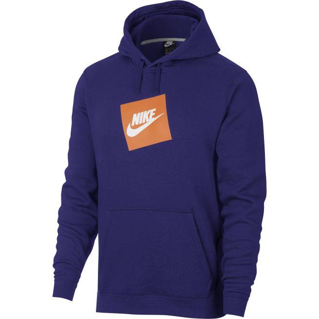 Nike HBR Fleece Pullover Hoodie