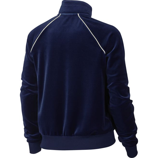 Nike Track Jacket Velour W