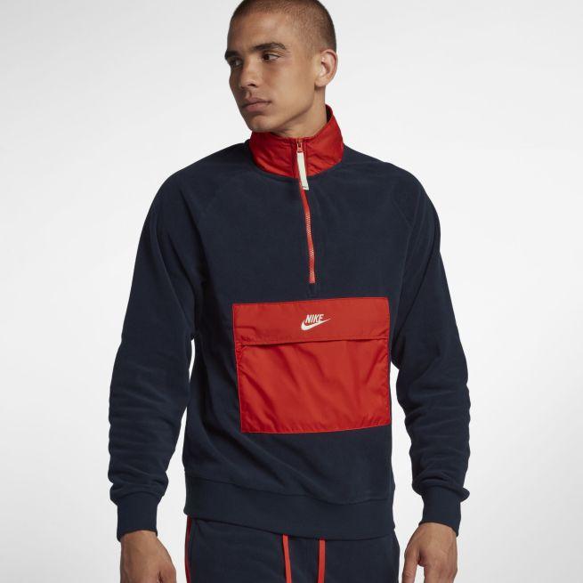 Nike Thermal Half Zip Top