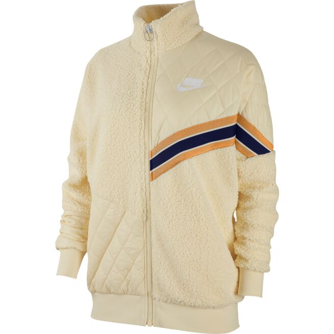 Nike Sherpa Track Jacket