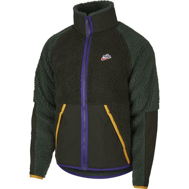 Nike Sherpa Fleece Jacket