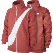 Nike Reversible Sherpa Swoosh Jacket W