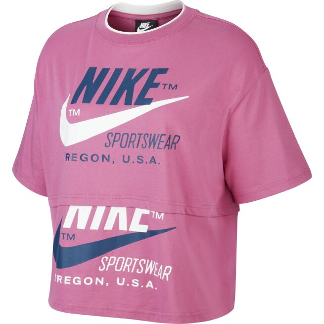 Nike Short-Sleeve Top