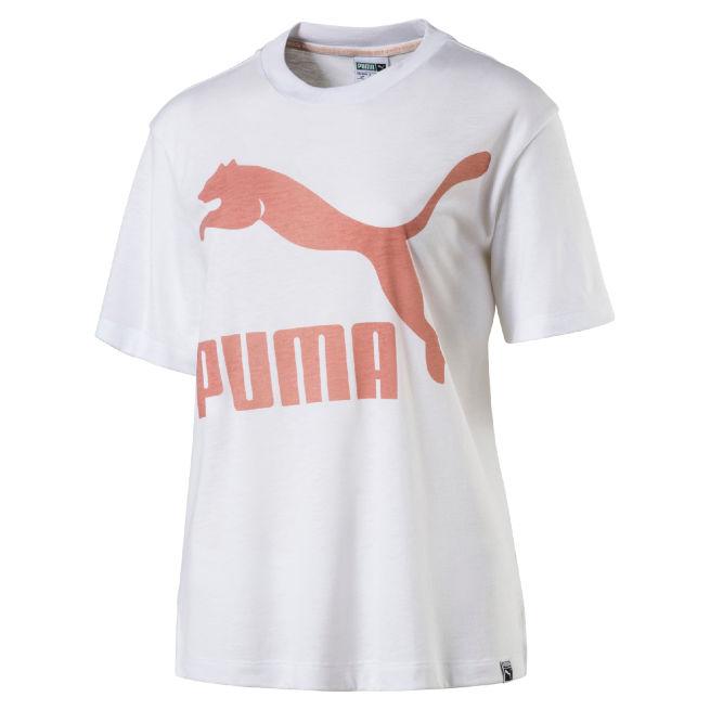 Puma Classic Logo Tee W