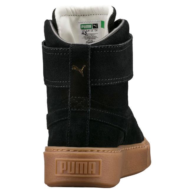 Puma Suede Platform Mid OW W