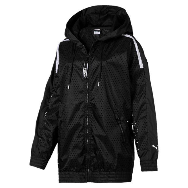 Puma Chase Woven Jacket W