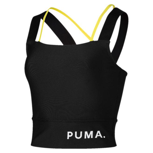 Puma Chase Crop Top W