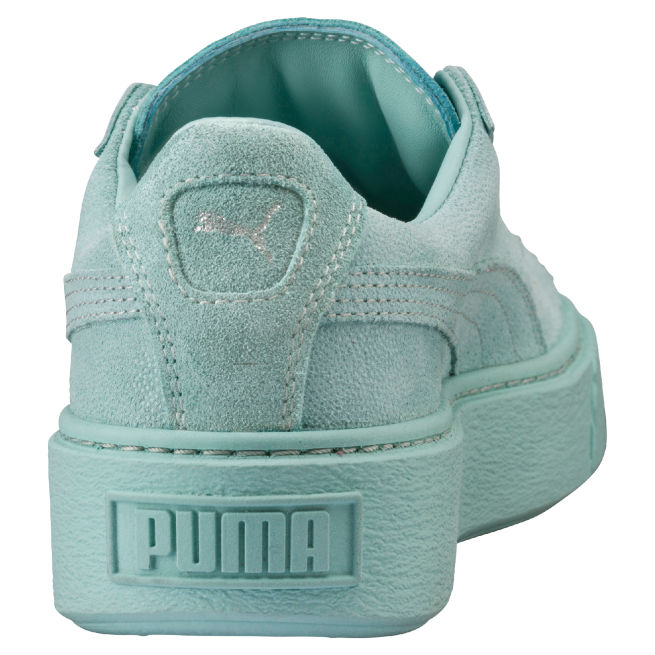 Puma Basket Platform Reset