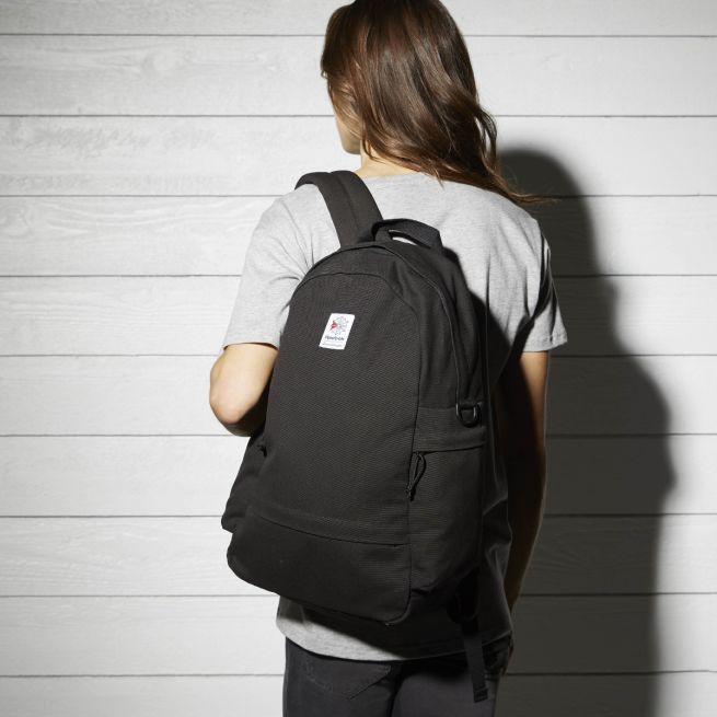 Reebok Classics Foundation JWF Backpack Musta - BP8141 - The ... 9f9222cda6