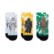 Stance Space Floral Kids 3-pack