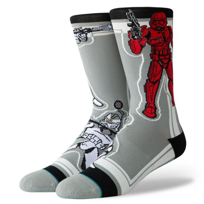 Stance Star Wars Storm Trooper