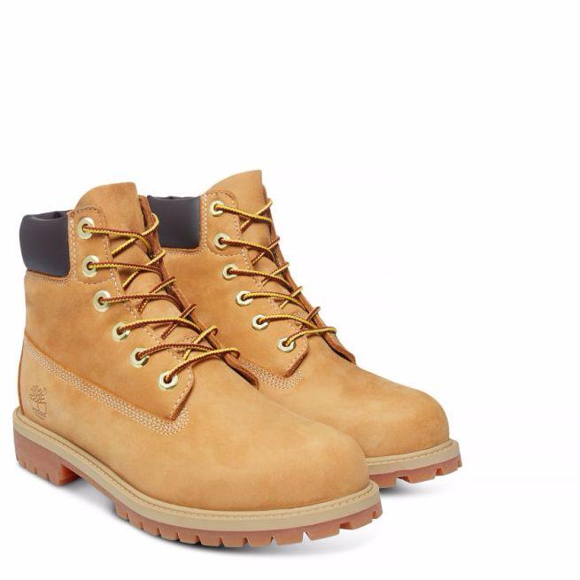 Tarjous - Timberland 6-inch Premium WP Boot JR Ruskea - 1290L - The ... 5899f7fb17