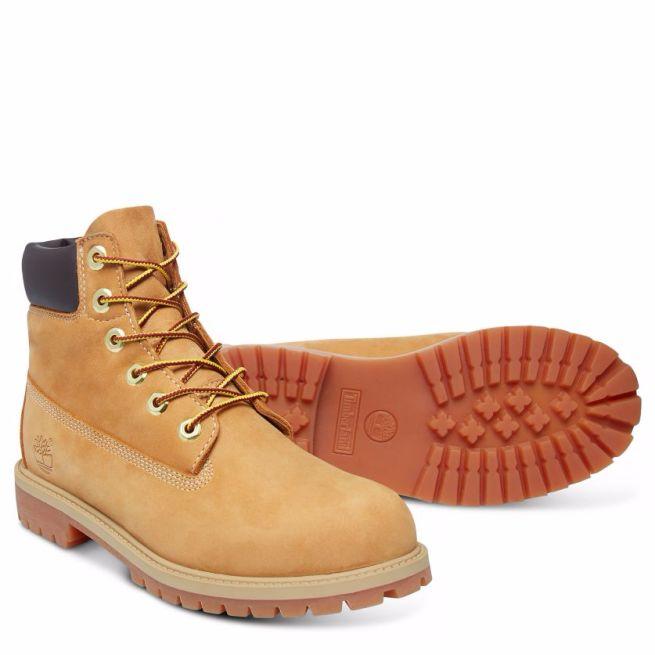 Timberland 6-inch Premium WP Boot JR