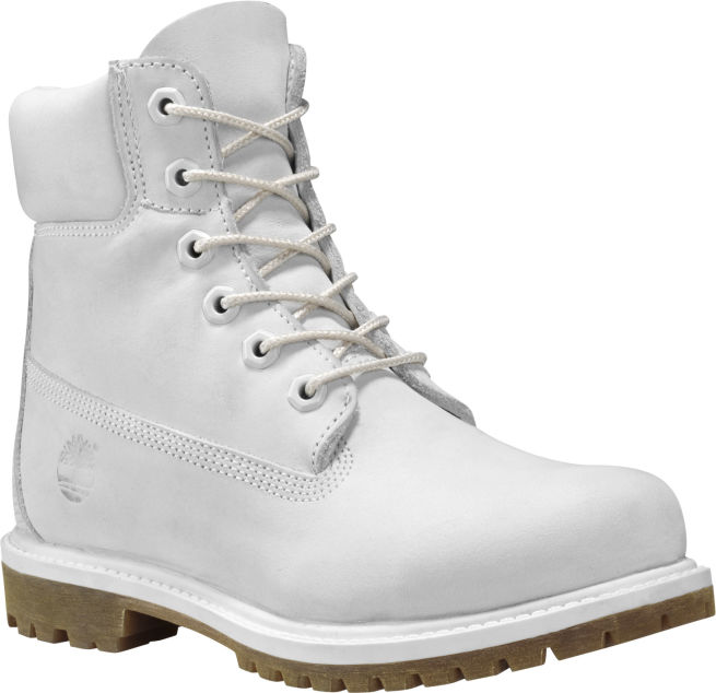 19bf6fc321 Tarjous - Timberland 6 inch Premium Boot W Valkoinen - C8658A - The ...